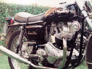 Klasiki motosikleta