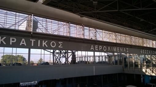 Aerodromio Makedonia xamili analysi