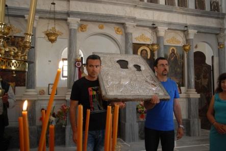Folegandros eikona ekklisia