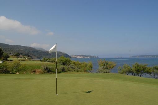 5 tee Bay course