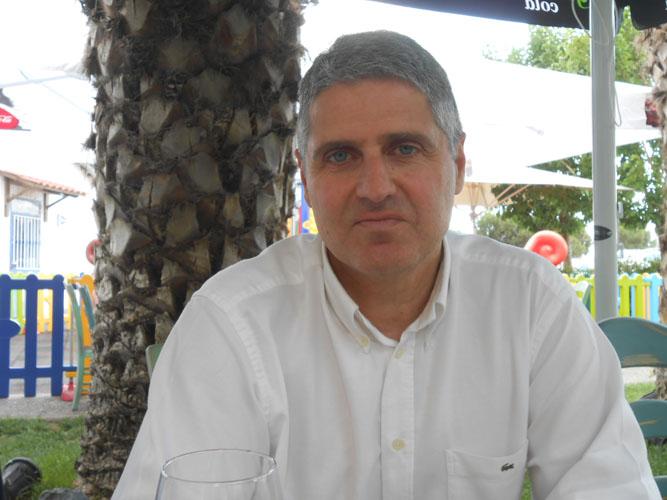 Andreas Mandrinos