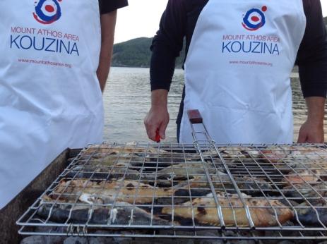 Kouzina fish